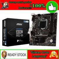Motherboard MSI B360M Pro-VH Coffeelake LGA 1151