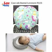 CASE PLUS - Babymoov Lovenest PLUS bantal peyang CASE SARUNG