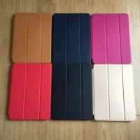 Smartcover Leather Apple Ipad New 9.7 in / Ipad 6 Flip Cover Autolock