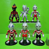 Figure Ultraman Orb Series with Monster isi 6