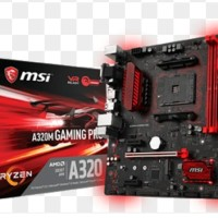 MSI A320M GAMING PRO (AM4)