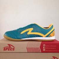 PROMO Sepatu Futsal Specs Horus Tosca Orange 400338 Original BNIB