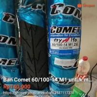 Ban Comet 60/100-14 M1 untuk motor matic