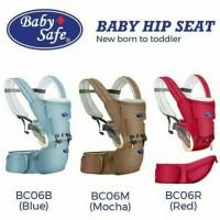 GENDONGAN BAYI HIP SEAT 0-36 BLN MERK BABY SAFE TIPE 006
