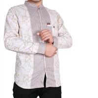 Kemeja muslim pria/baju koko bagus kemeja koko Casual trendy