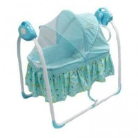 Box Bayi Automatic Babyelle Baby Swing Bed Portable