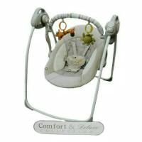 Babyelle Baby Swing Ayunan Bayi Electric