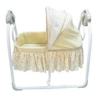 Box Bayi Automatic Babyelle Baby Swing Bed
