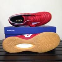 Sepatu Futsal Mizuno Morelia IN High Risk Red Q1GA18006 Murah