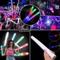 Balonasia Stick LED Foam Konser / Flashing Foam Stick / Pesta Malam