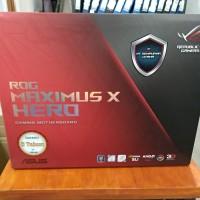 Motherboard ASUS ROG MAXIMUS X HERO
