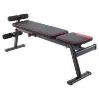 Bangku Bench Press Sit Up - Domyos Bench 500