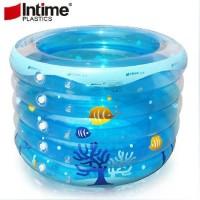 Intime Baby Spa Bulat Round | Inflatable Pool Kolam Renang Anak Bayi