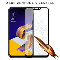 TEMPERED GLASS WARNA ASUS ZENFONE 5 ZE620KL FULL COVER
