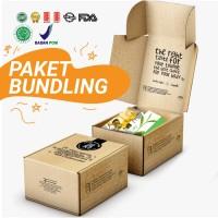 [PAKET BUNDLING] MyBio Durian + Exotic Matcha