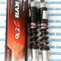 shock Kayaba zeto uk 390-400 untuk honda XL scrambler trail tua