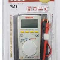 AVOMETER PM3 / Multimeter Digital SANWA PM3 ( PM 3 / PM-3 )