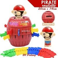 Mainan Pirate Roulette (Big Size)