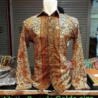 Hot Promo Kemeja Lengan Panjang Ayoda Batik Hem Pria Promo