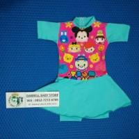 Baju Renang Balita dan Anak 1 10Th Baju Diving Kids Cewek Rok Celana