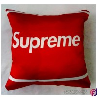 best seller bantal sofa logo supreme