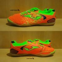 Joma Maxima IN - Orange. Sepatu Futsal Rare Item Size 39 Most Wanted.