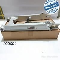 Swing arm SUPERTRACK Force 1/Vega R/Crypton model baru + Bos ARM