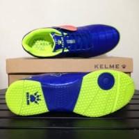 Sepatu Futsal Kelme Star 9 Royal Blue 5501-11 Original Limited