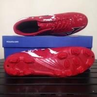 Sepatu Bola Mizuno Ryuou MD Chinese Red P1GA189009 Orig Murah