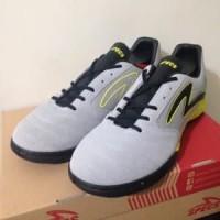 Sepatu Futsal Specs Metasala Rival Palona Grey Slime 40 Murah