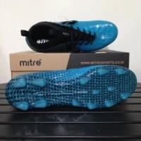 Sepatu Bola Mitre Ultimatch FG Coctail Blue Black T0101 Diskon