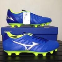 Sepatu Bola Mizuno Rebula V3 Strong Blue P1GA188503 Ori Limited