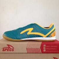 Trandy Sepatu Futsal Specs Horus Tosca Orange 400338 Original BNIB