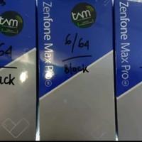 Asus Asuz Zenfone Max Pro M1 6 64 6GB 64GB Garansi Resmi 1 Tahun Hitam
