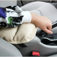 Armrest Mobil Cover Console Box Arm Rest Bantal Tangan Matic Manual