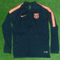 Jacket original drysquad fc barcelona 2018