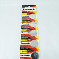 Batery Cmos Panasonic / Buttom Cell CR-2032 Original 100%
