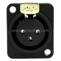 Amphenol AC3 FDP - Socket XLR Female