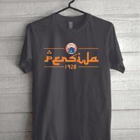 Promo Kaos Tshirt Baju Persija Tulisan Arab The Jack Grade Ori Lokal