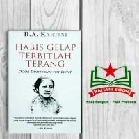 Buku Habis Gelap Terbitlah Terang - R.A Kartini