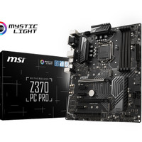 MSI Z370 PC Pro (LGA1151, Z370, DDR4, USB3.1, SATA3)