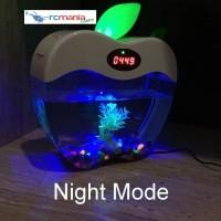 Desktop Aquarium Akuarium Fish Tank USB 2015-A Apple