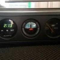 Car Angle Slope Gradient Meter Inclinometer Alat Ukur Kemiringan
