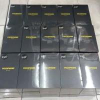 HP XIAOMI POCOPHONE F1 6/64GB RAM 6GB - INTERNAL 64GB GARANSI RESMI F1