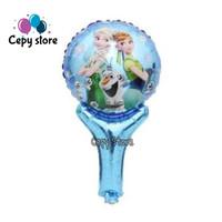 Balon Foil Pentung / Balon Tongkat Karakter Frozen