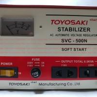 Stabilizer 500watt 500 Watt 500w Stavol SVC-500N Toyosaki