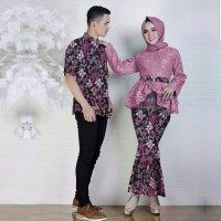 Baju caple batik modis dan murah