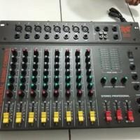 Mixer audio model rakitan 8 chanel