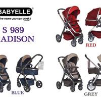 Baby Stroller babyelle Madison/stroler baby elle murah/dorongan bayi