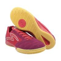 Sepatu Futsal Specs 400727 Metasala Rival Chestnut Red Riviera Blue Gu